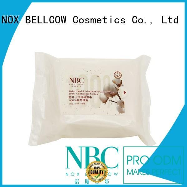 Custom wipes wipe best baby wipes NOX BELLCOW tender
