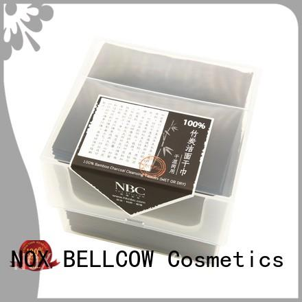 NOX BELLCOW cotton wet and dry wipes manufacturer for travel