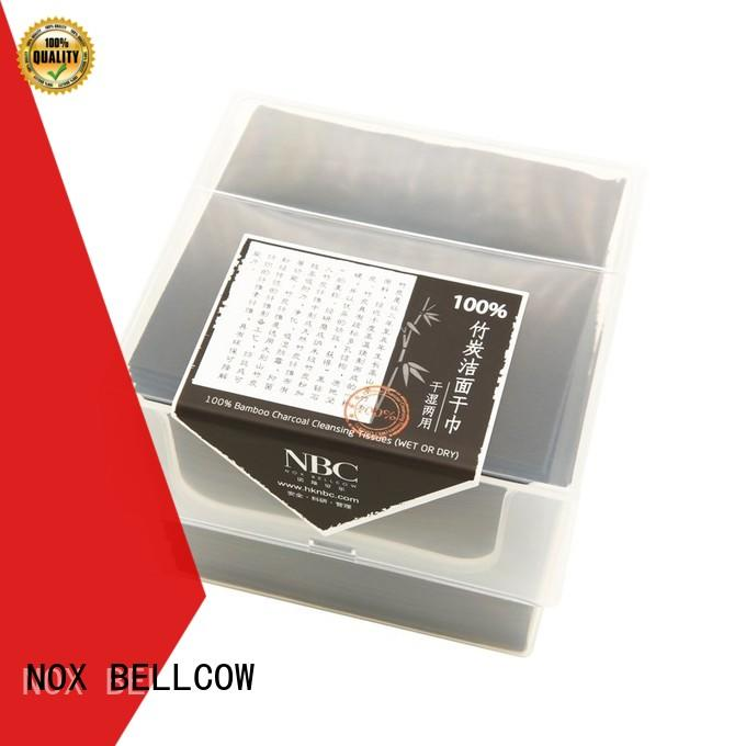 NOX BELLCOW or wet dry wipes supplier for outdoor
