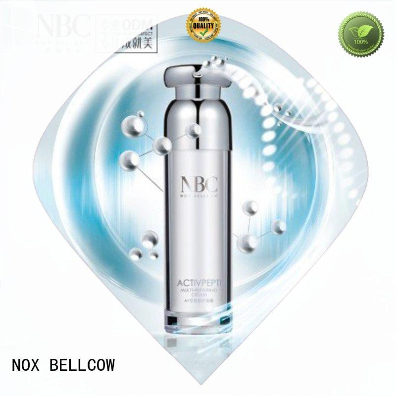Custom treatment nature skin care product NOX BELLCOW facial
