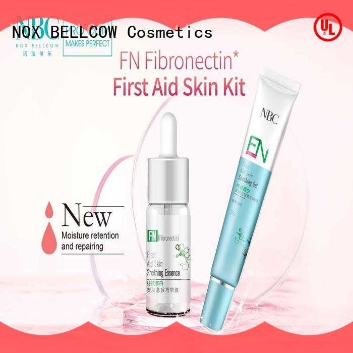 professional skin products rice supplier for ladies