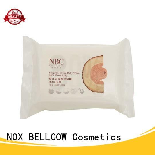 cotton natural baby wipes lid factory for ladies