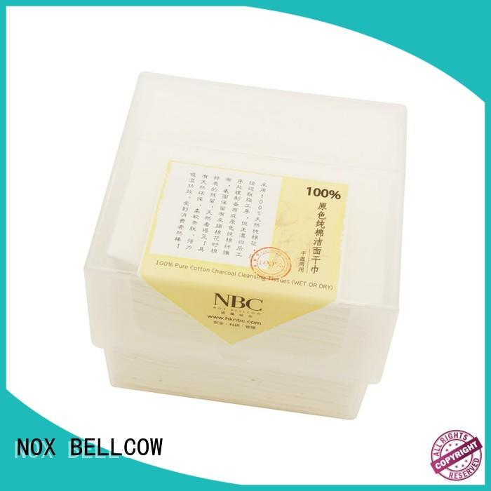 NOX BELLCOW pure wet tissue paper manufacturer for outdoor