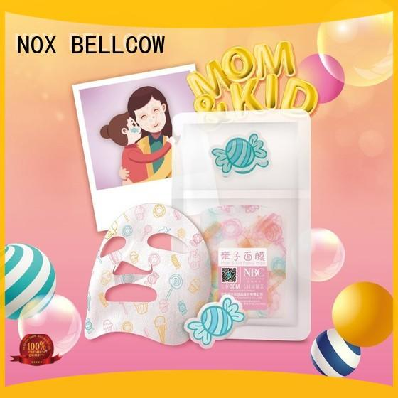 NOX BELLCOW tightening korean face mask manufacturer for beauty salon
