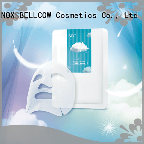 NOX BELLCOW firming natural face masks wholesale for beauty salon