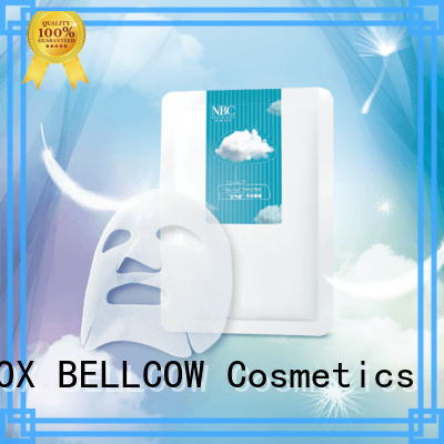 NOX BELLCOW art facial mask skin care products supplier for women