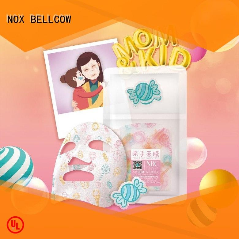 NOX BELLCOW oil control facial mask for women manufacturer for beauty salon