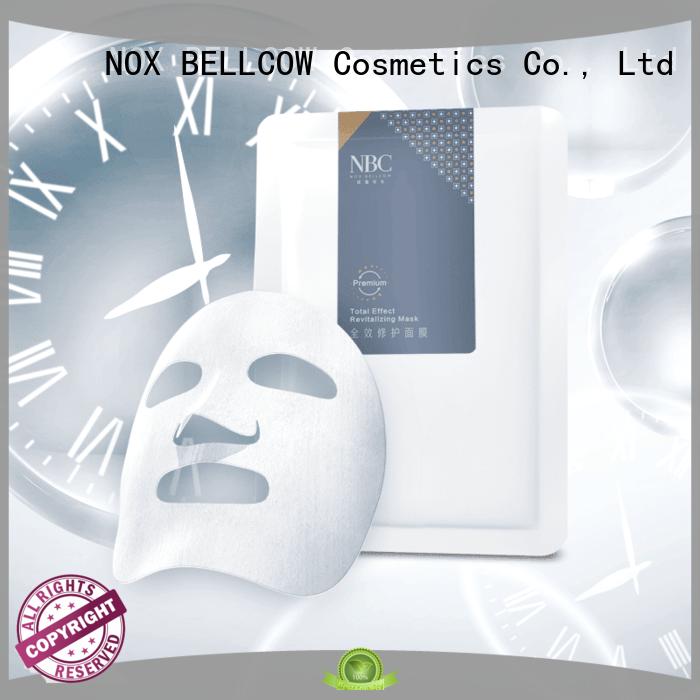 charcoal premium tightening facial mask manufacturer NOX BELLCOW