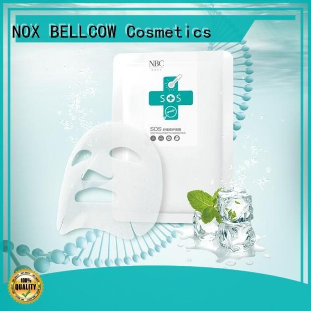 NOX BELLCOW veocel™facial japanese face mask manufacturer for home