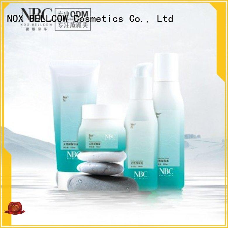 NOX BELLCOW fragrance best facial skin care line plus for man