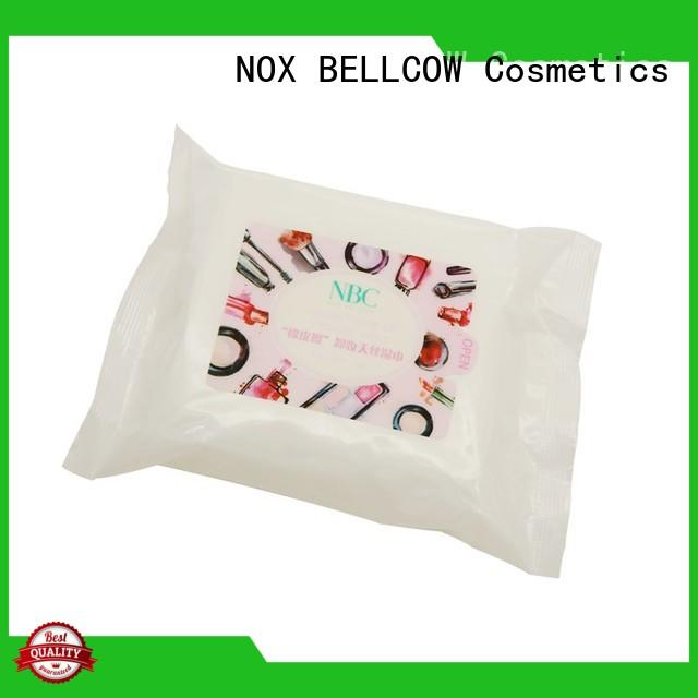 natural makeup remover tissue cotton factory