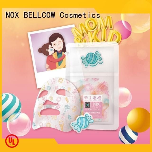 minimizing moisturizing face mask squalene wholesale for beauty salon