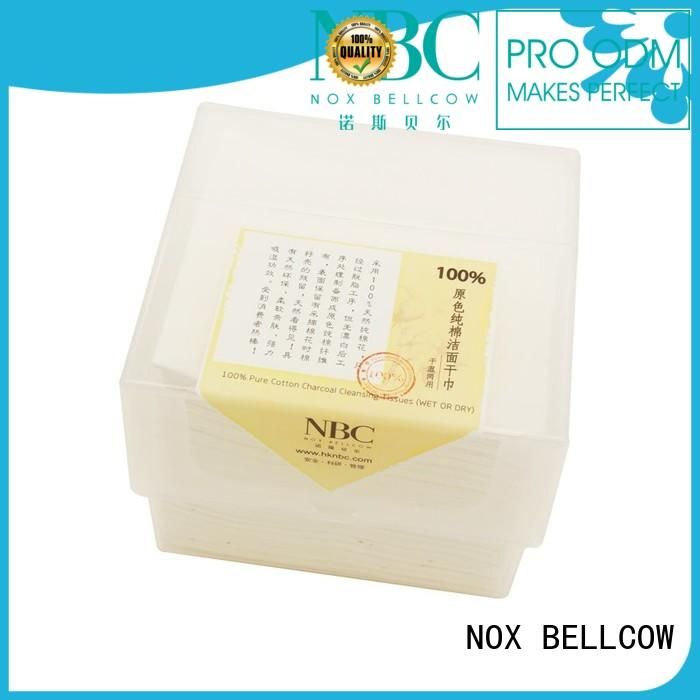 dry sanitary wipes manufacturer for travel NOX BELLCOW
