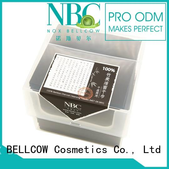 Quality NOX BELLCOW Brand cleaning dry wet tissue