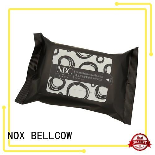 NOX BELLCOW wipes cleansing wipes factory for skincare