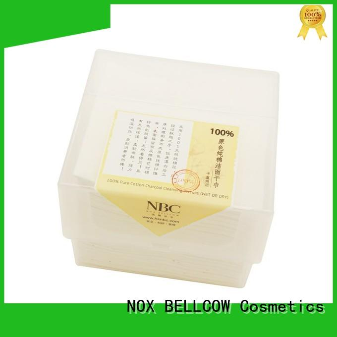 NOX BELLCOW cleansing wet dry wipes manufacturer for outdoor