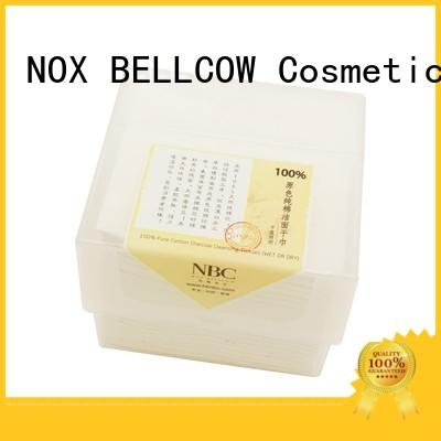 NOX BELLCOW natural cotton dry wet tissue manufacturer for living room