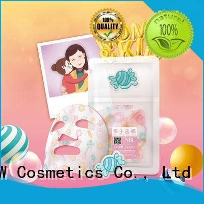 biomass graphene mask pure ultra facial mask manufacturer NOX BELLCOW Brand