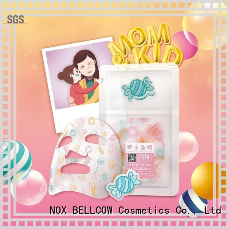 NOX BELLCOW moisturizing beauty mask manufacturer for women