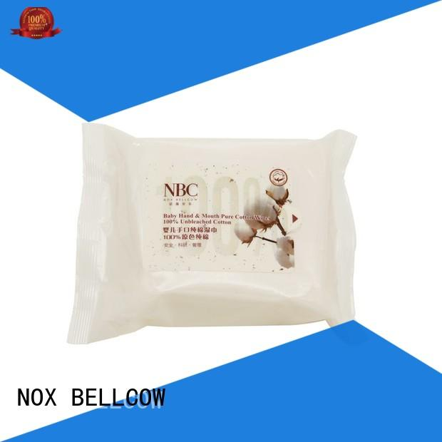 NOX BELLCOW tender best baby wipes manufacturer for ladies