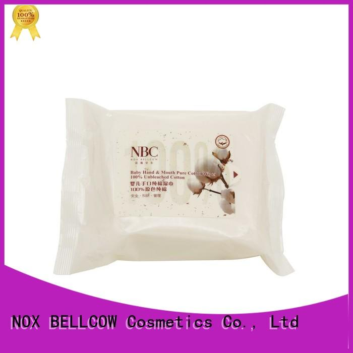 NOX BELLCOW fragrance parents choice baby wipes supplier for hand