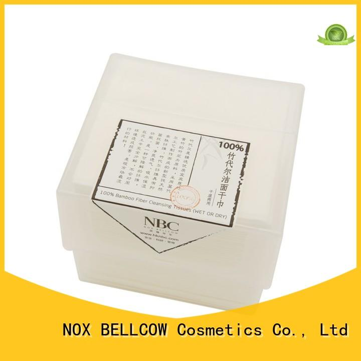NOX BELLCOW tissuewet sanitary wipes supplier for outdoor