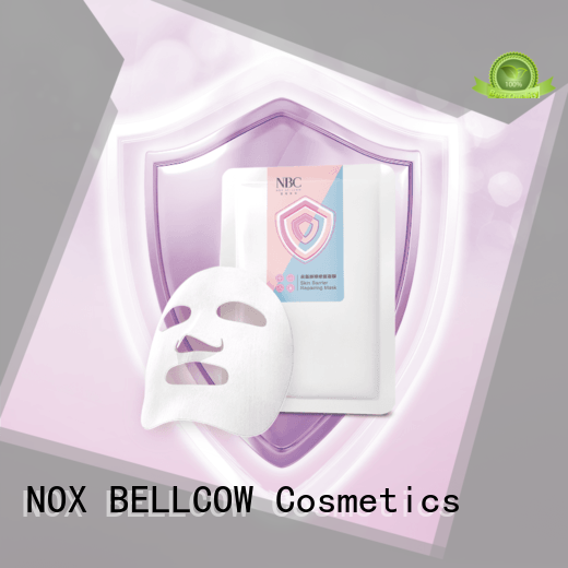 NOX BELLCOW oil control best hydrating face mask series for travel
