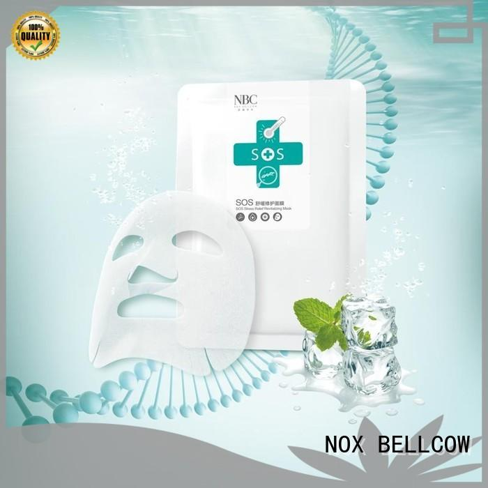 NOX BELLCOW thin facial mask skin care products series for home