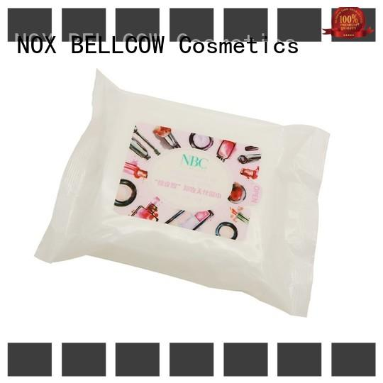 cleansing best makeup wipes for sensitive skin cotton factory for skincare
