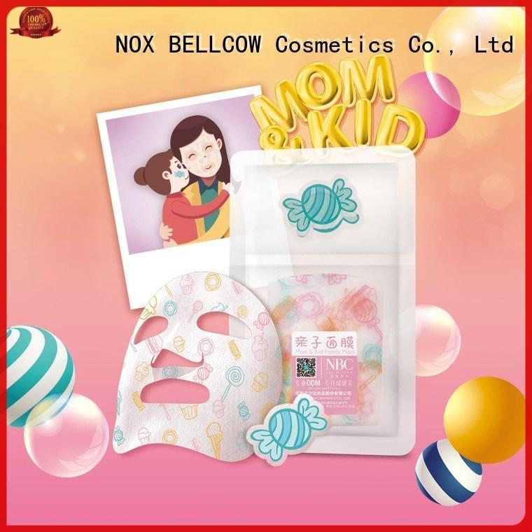 NOX BELLCOW pocket facial mask for women supplier for women