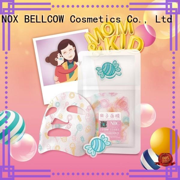 NOX BELLCOW sos facial face mask wholesale for travel
