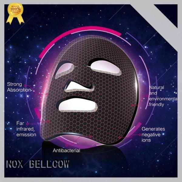 NOX BELLCOW black facial treatment mask series for travel
