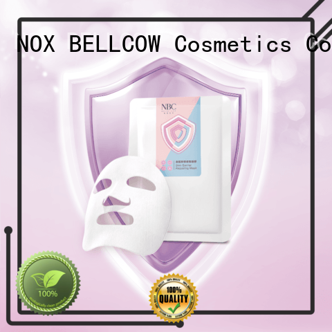 NOX BELLCOW Brand fine face facial mask manufacturer hydrogel factory