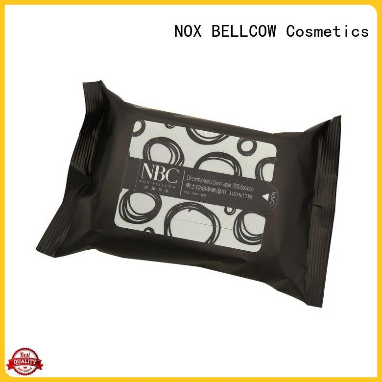 NOX BELLCOW peppermint best facial cleansing wipes manufacturer for hand