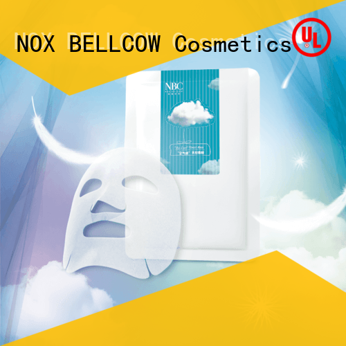 NOX BELLCOW thin facial face mask products factory for man