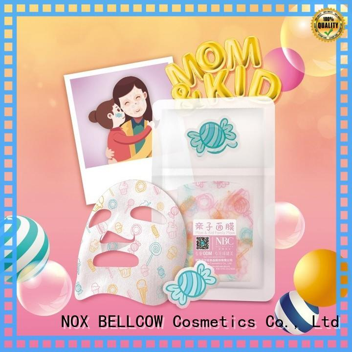 NOX BELLCOW thin good face masks supplier for travel